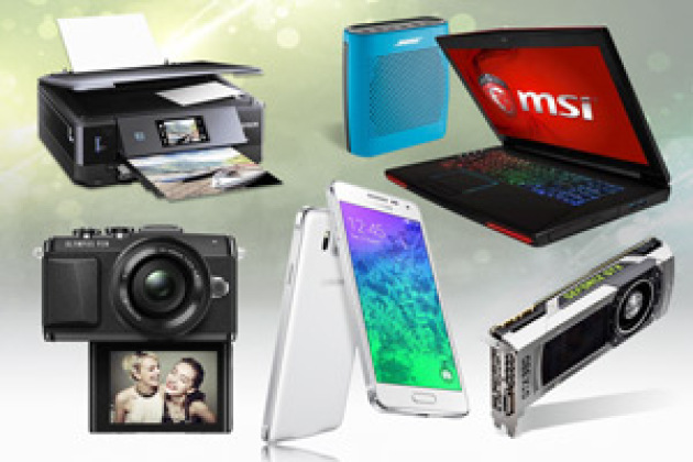 Samsung Galaxy Alpha, Olympus PEN E-PL7, MSI GT2 ... le top des tests