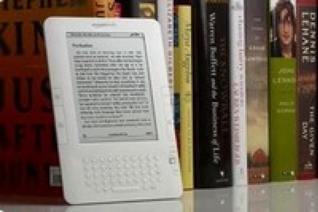 Le Kindle d'Amazon débarque en France