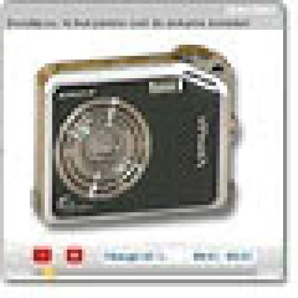 Appareil photo FinePixV10 de Fujifilm