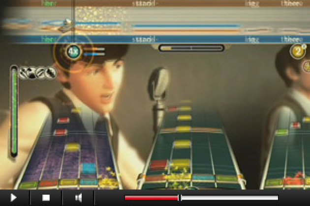 The Beatles Rock Band en vidéo