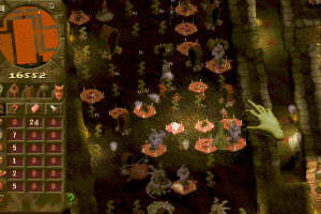 Dungeon Keeper, de Bullfrog
