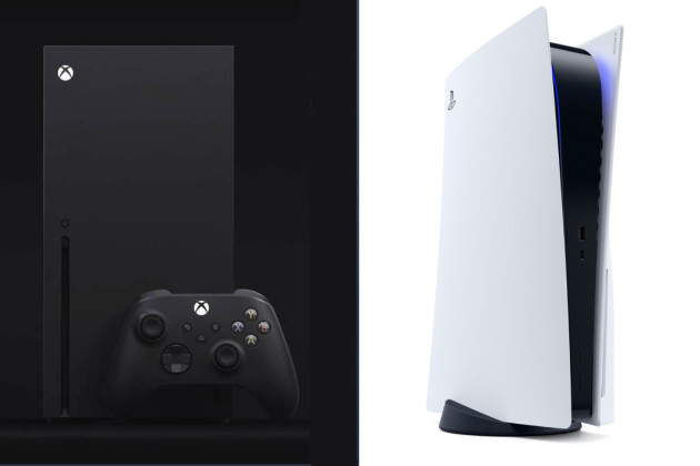 Xbox Series X et Playstation 5