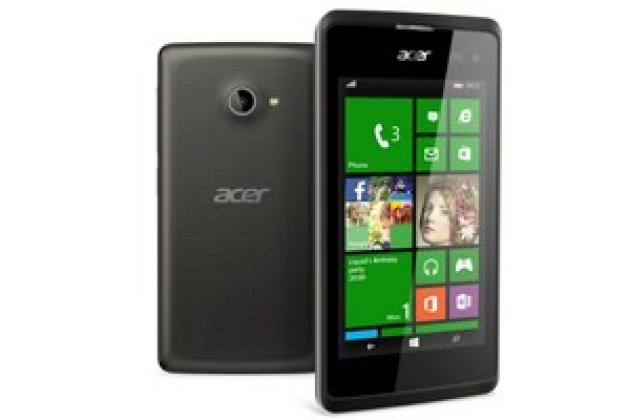 MWC 2015 : Acer Liquid M220, un Windows Phone 8.1 à seulement 79 euros