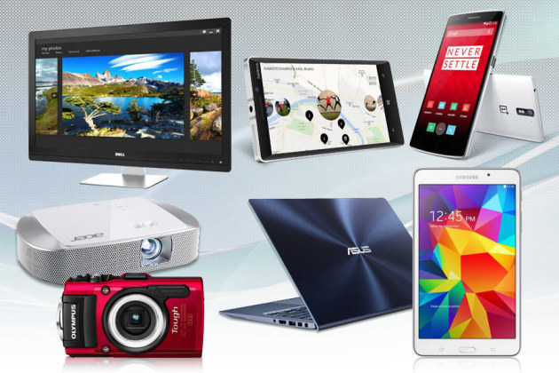 OnePlus One, Olympus TG-3, Acer K137 : le top des tests du labo