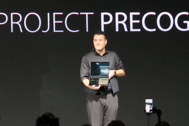 Computex 2018 : Project Precog, le PC portable du futur selon Asus