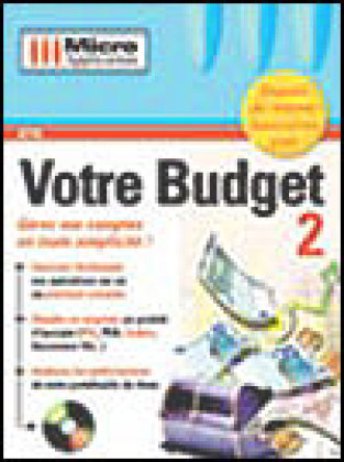 2e : Votre budget 2, de Micro Application