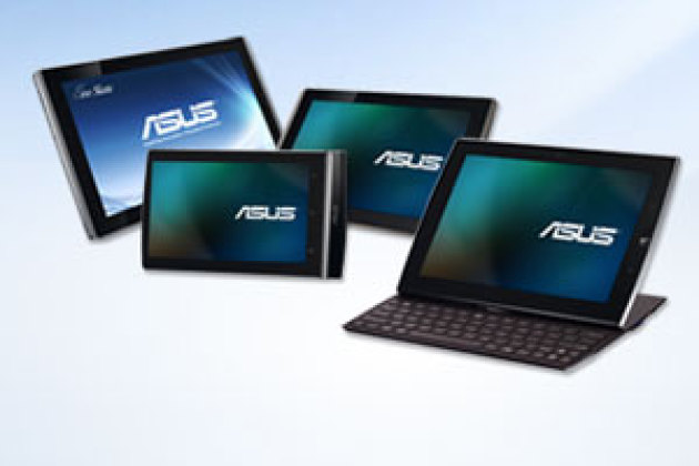 Asus lance ses tablettes avec Android 3.0 ou Windows 7