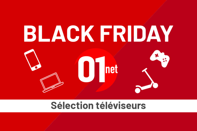 Black Friday : la sélection des TV en promotion