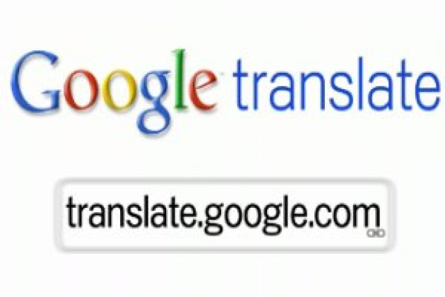 Google traduction prend la parole