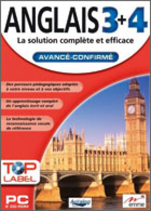 5e : Anglais Top Label Auralog