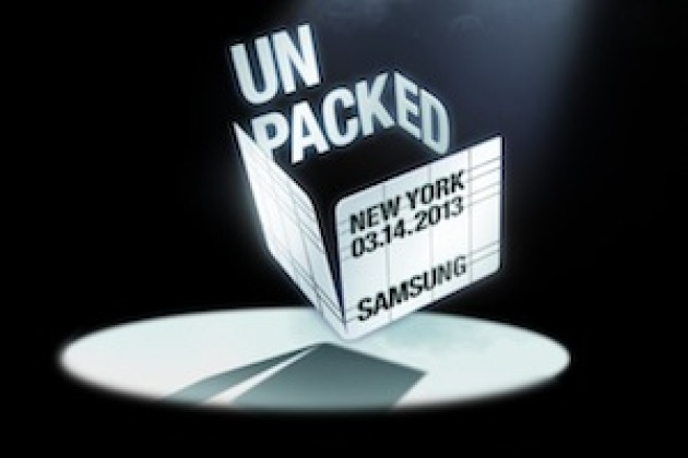 Samsung officialise le lancement du Galaxy S4 à New York le 14 mars