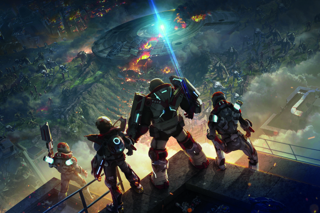 Test : Alienation, un shoot'em up sympa en solo... et génial en multi