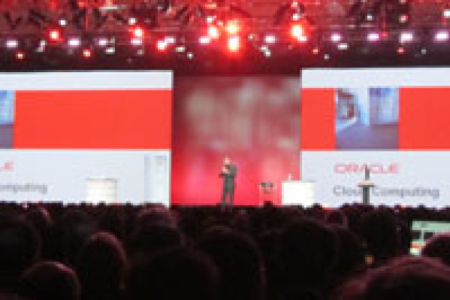 Oracle OpenWorld 2010 : Larry Ellison dévoile Exalogic Elastic Cloud