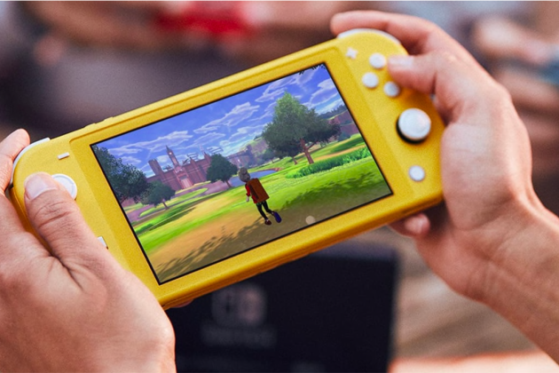La Switch Lite sortira le 20 septembre.