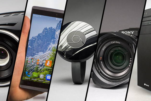 Google Chromecast 2, Orange Nura 2, Sony RX10 Mark II... le top 5 des tests<br>