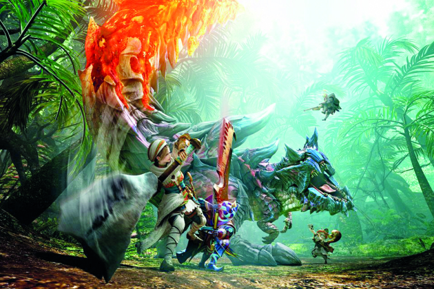 Test : Monster Hunter Generations, un RPG aussi accessible que passionnant