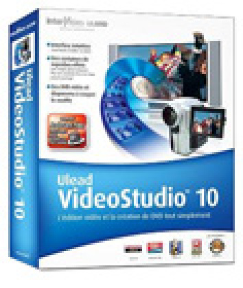 VideoStudio 10 : confortable studio