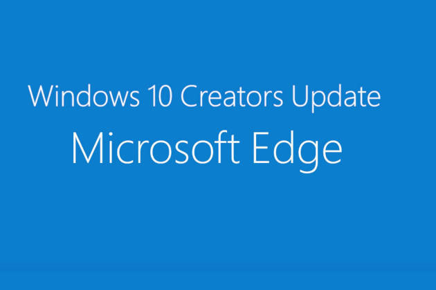 Windows 10 Creators Update : Edge réinvente la navigation par onglet
