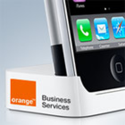 Orange transforme l'iPhone en option de luxe pour les professionnels