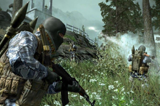 Call of Duty 4 arrive  sur Wii