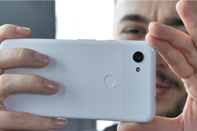 Le Pixel 3a dispose du même appareil photo que le Pixel 3.
