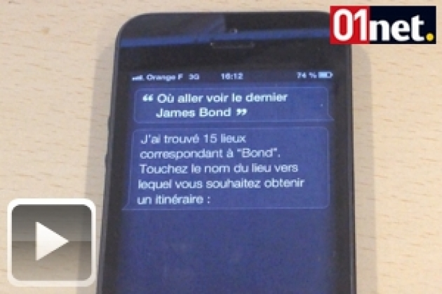 Nouveau Google Search sur iOS, plus fort que Siri ?