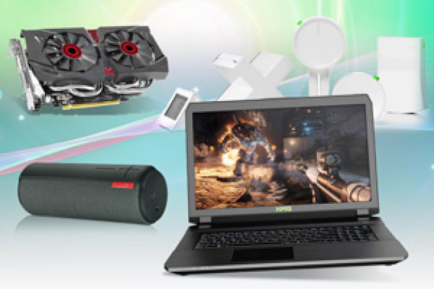 Schneider Electric Wiser,  Ultimate Ears Megaboom, Asus Strix GTX 960... le top des tests