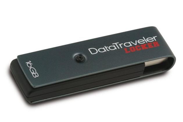 Kingston DataTraveler Locker 16 Go
