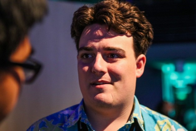 Palmer Luckey en mars 2016 à San Francisco.