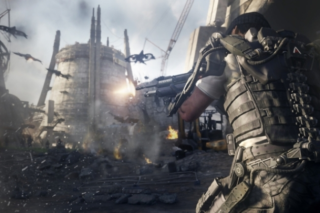 Call of Duty Advanced Warfare est disponible aujourd'hui
