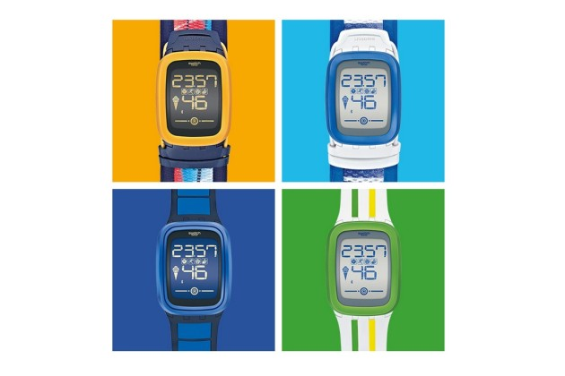 Swatch Touch Zero One