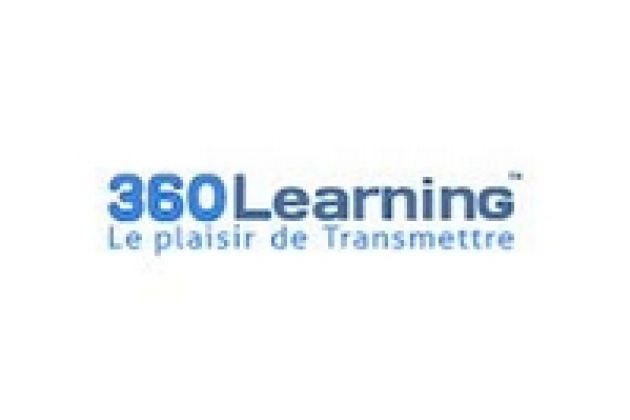 Acteur de l'e-learning nouvelle génération, 360Learning lève 1,2 million d'euros
