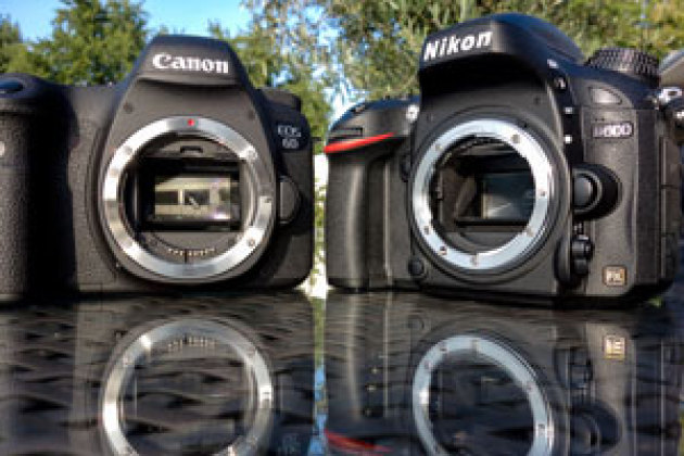 Photokina 2012 : match virtuel Nikon D600 VS Canon EOS 6D