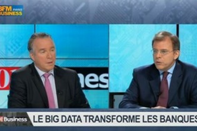 01 Replay : comment le big data transforme le métier des banques