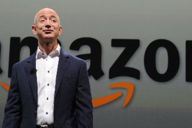 Amazon dévoile son premier smartphone, le Fire Phone