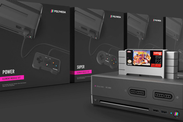 Polymega : la console modulaire de retrogaming supportera aussi le streaming