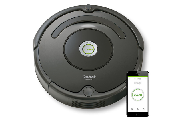 Darty Days : 100 euros de réduction sur l'aspirateur robot iRobot Roomba 676