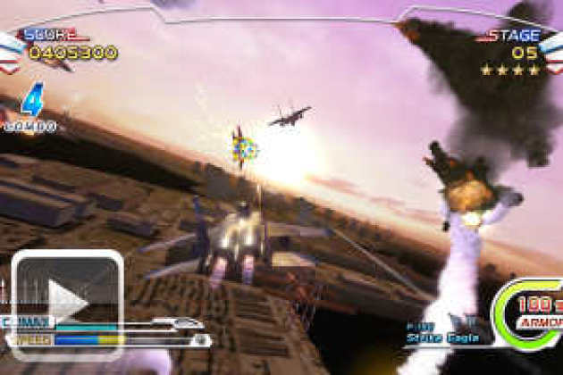 After Burner Climax, de Sega