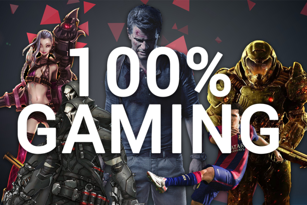 Replay : 100% Gaming ! Uncharted 4, Doom, le phénomène e-sport