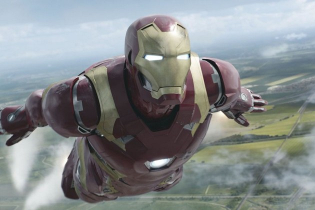 Iron Man dans Captain America : Civil War.
