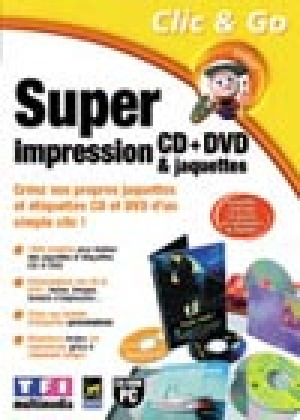 1er : Super impression CD+DVD et jaquette