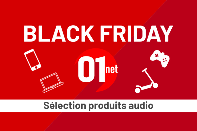Black Friday : les meilleurs bons plans audio