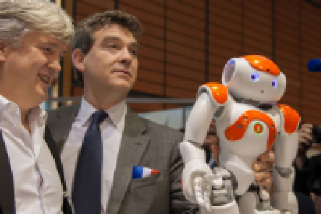 Aldebaran, figure de proue de la robotique de service «Made in France»