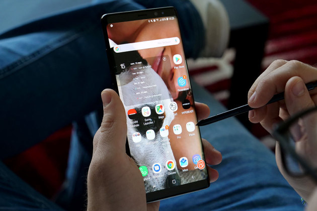 Black Friday : le smartphone Samsung Galaxy Note 8 à moins de 470 euros
