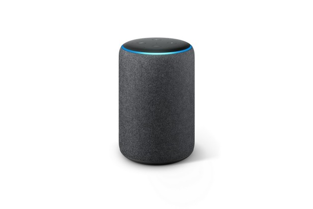 Le nouvel Amazon Echo Plus.