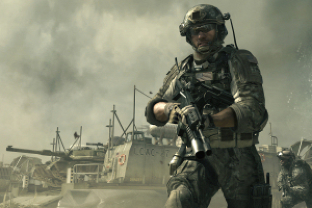 Call of Duty : Modern Warfare 3, d'Activision