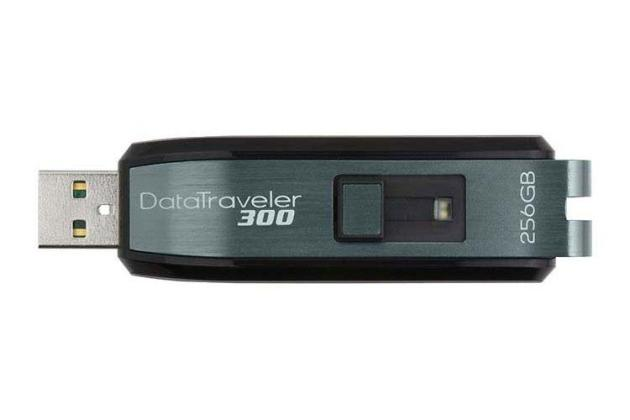 Kingston DataTraveler 300 - 256 Go
