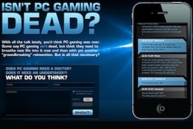 Vers la fin du PC gaming ?