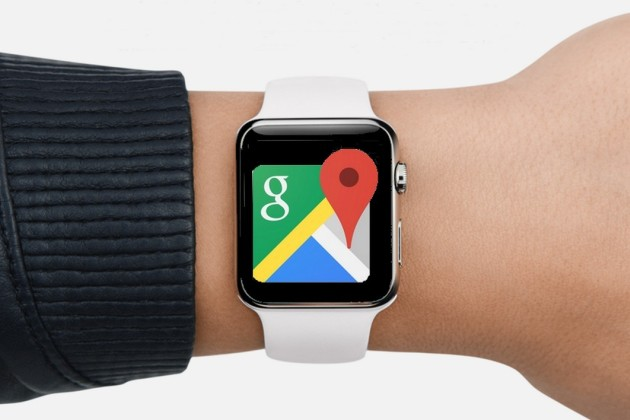 Google Maps débarque enfin sur l'Apple Watch