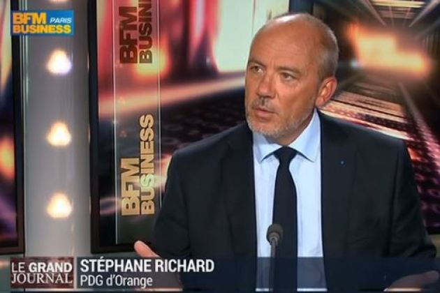 Stéphane Richard :